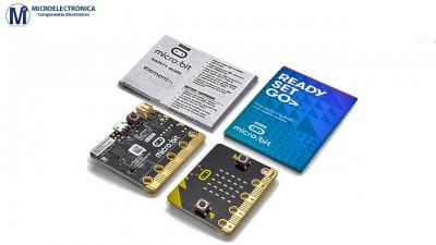 Micro:bit, aprender programación al alcance de todos