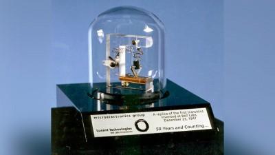 """Aniversario del  """"Transistor"""""""