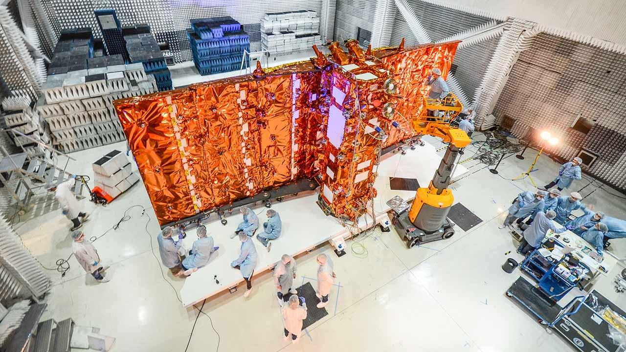 El satélite argentino SAOCOM 1B ya tiene fecha de lanzamiento