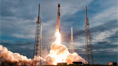 El SAOCOM 1B en órbita