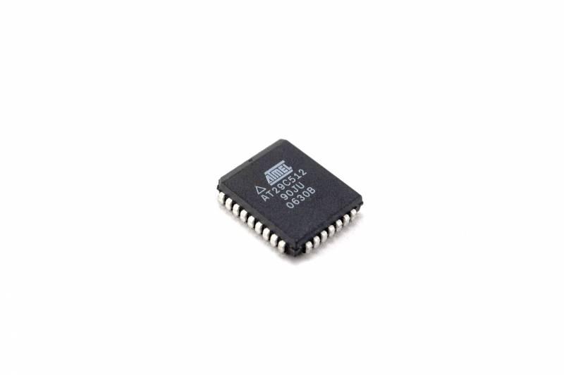 Eeprom Cmos 64kx8 Plcc 90ns