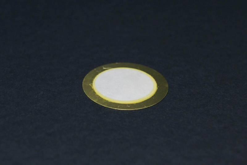 Piezo S/oscilador 27mm 4.1khz
