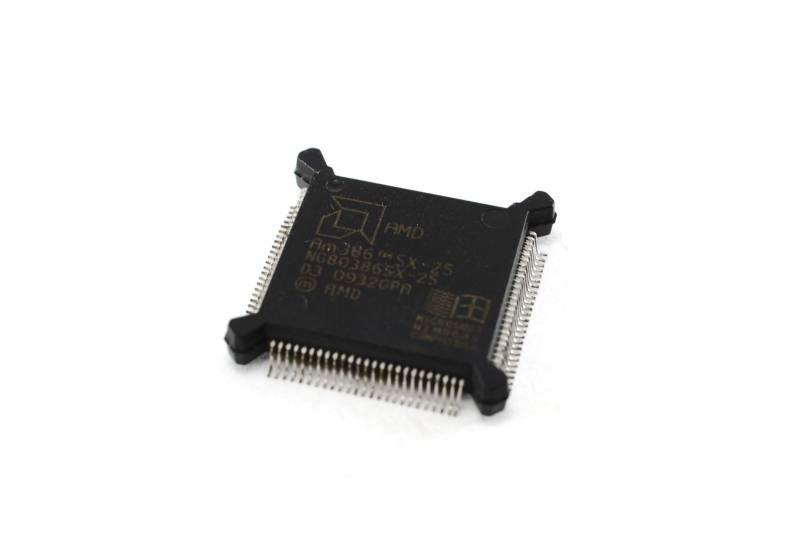Microprocesador I386sx
