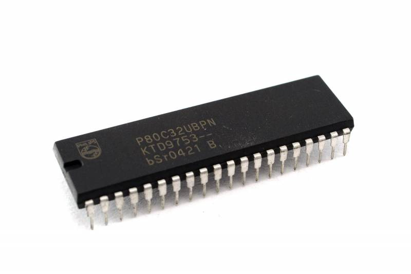 Microcontrolador 6mhz Dil-40