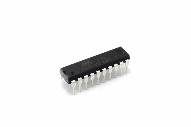 Microcontrolador At89c4051-24pu