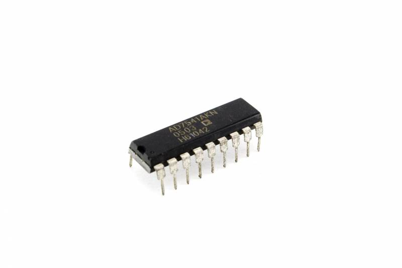 Conversor D/a 12 Bit Multiplexado