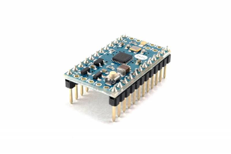 Modulo Con Microcontrolador Atmega328