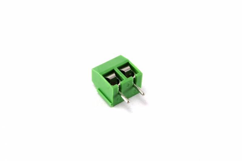 Bornera Doble Verde Para Impreso
