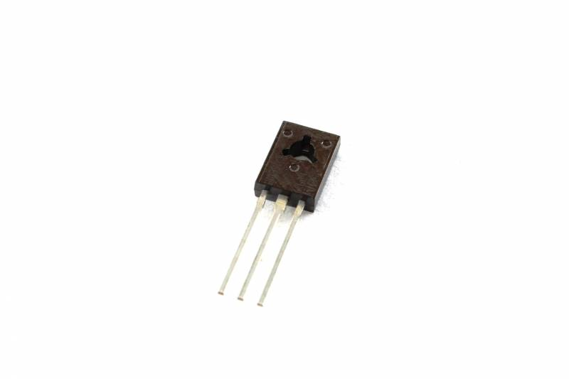Npn 0.5a 60v To-126