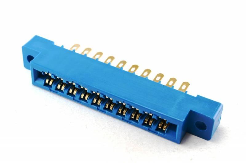 Conector De Borde 2x10 Paso .156