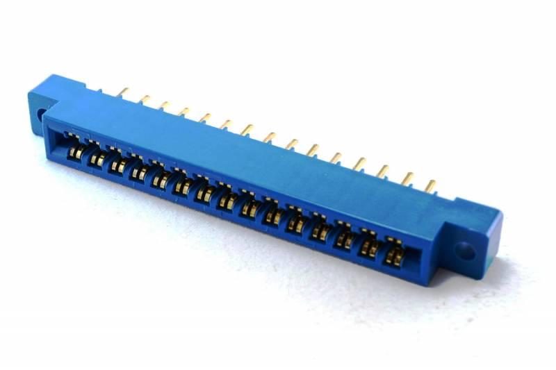 Conector De Borde 2x15 Paso .156