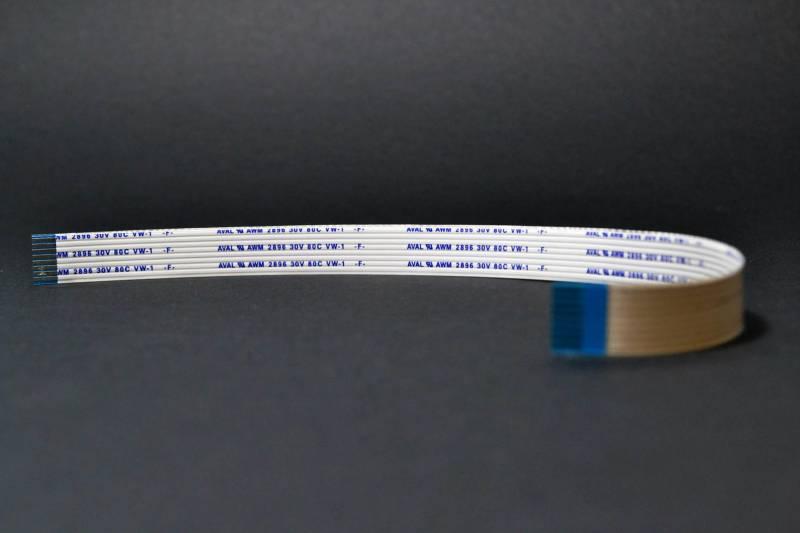 Cable Cinta 8 Vias 21cm