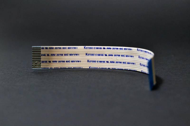 Cable Cinta 12 Vias 10cm