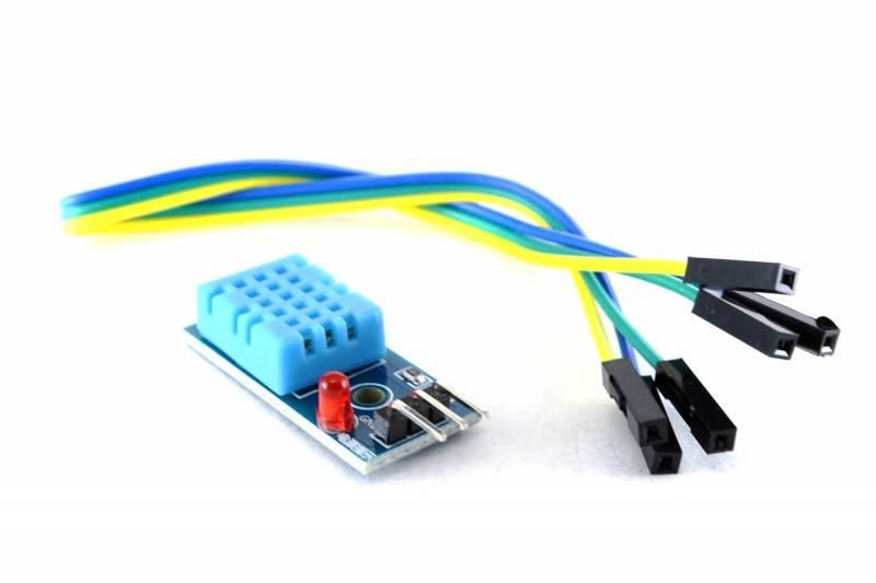 Modulo Sensor De Temperatura Y Humedad P/arduino