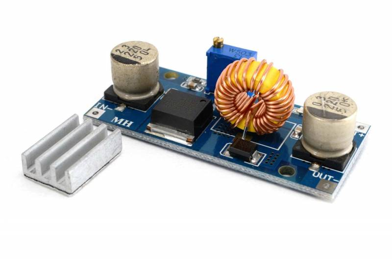 Dc/dc Converter In: 8-36v Out: 1.25-32v 5amp