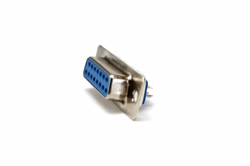 Db15 Hembra Para Cable