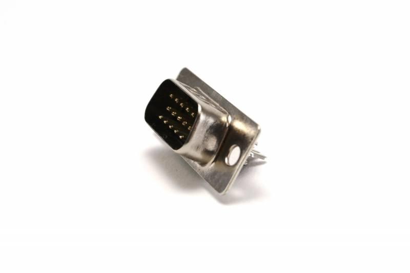 Db15 Macho Alta Densidad (3 Filas) P/cable