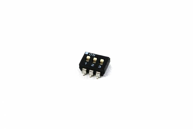 Dip Switch Smd 3 Vias