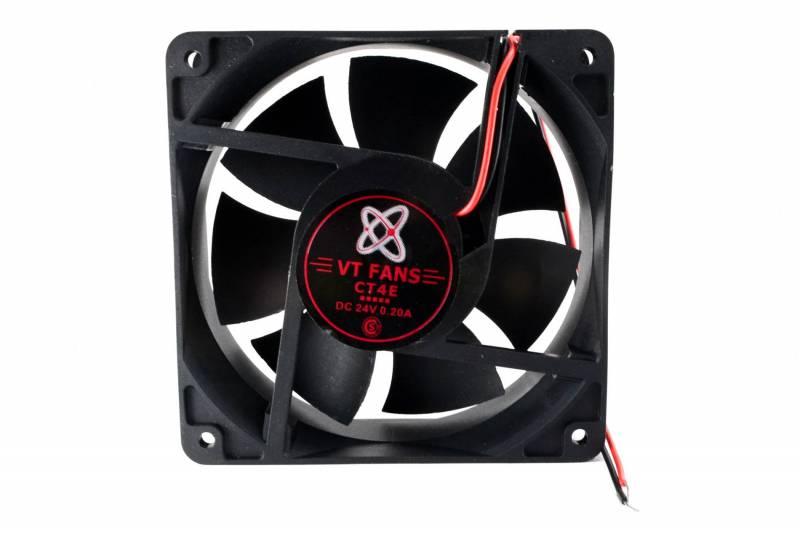 Fan 120x120x38mm 24vdc C/buje
