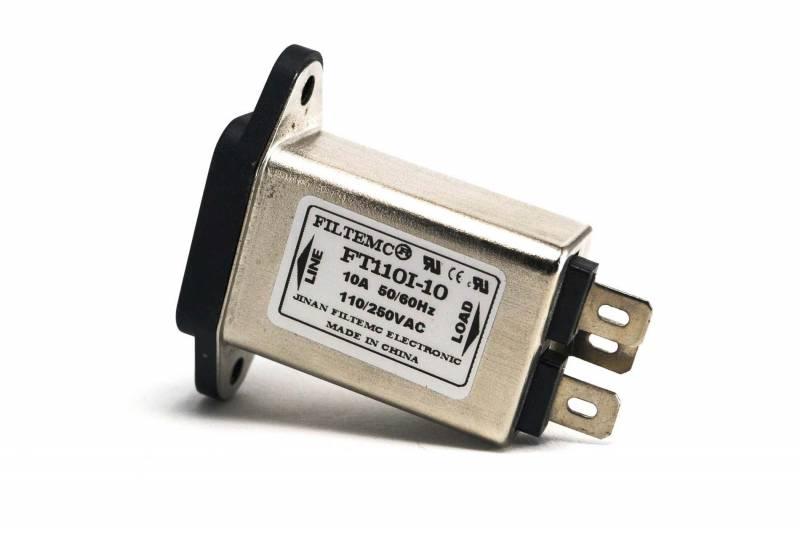 Filtro De Linea 1a 250v P/panel