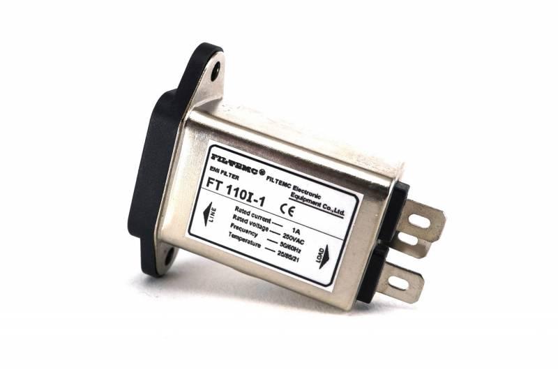 Filtro De Linea 10a 250v P/panel