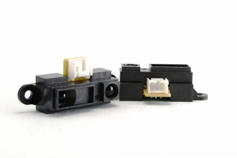 Medidor De Distancia 10 A 80cm Optico Analogico