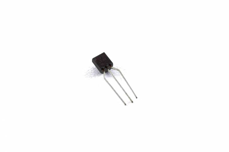Fet Canal N 0.05a 40v 350mw To-92
