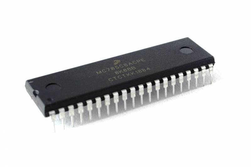 Mc68hc705c8acp