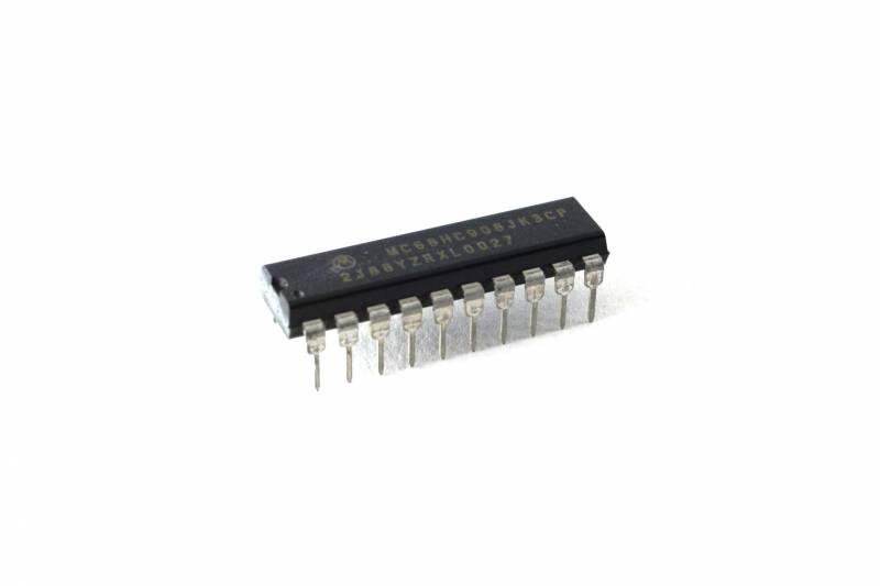 Microcontrolador 8 Bit Flash
