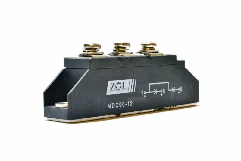 Semi-pack Diodo-diodo 90a 1200v