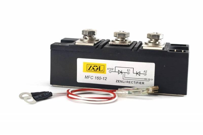 Semi-pack Tiristor-diodo 160amp 1200v