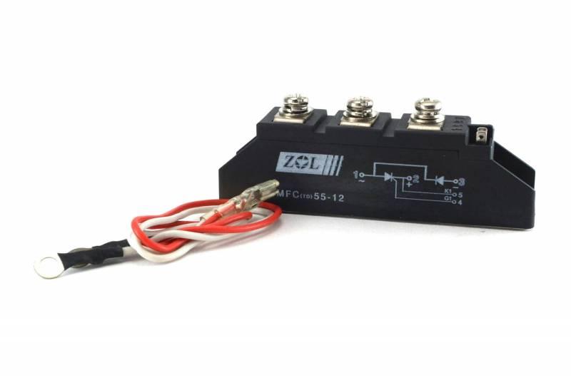 Semi-pack Tiristor-diodo 55amp 1200v