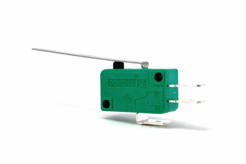 Micro Switch 10amp. Palanca Larga
