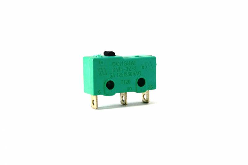 Microswitch 5a S/inv. Sin Palanca