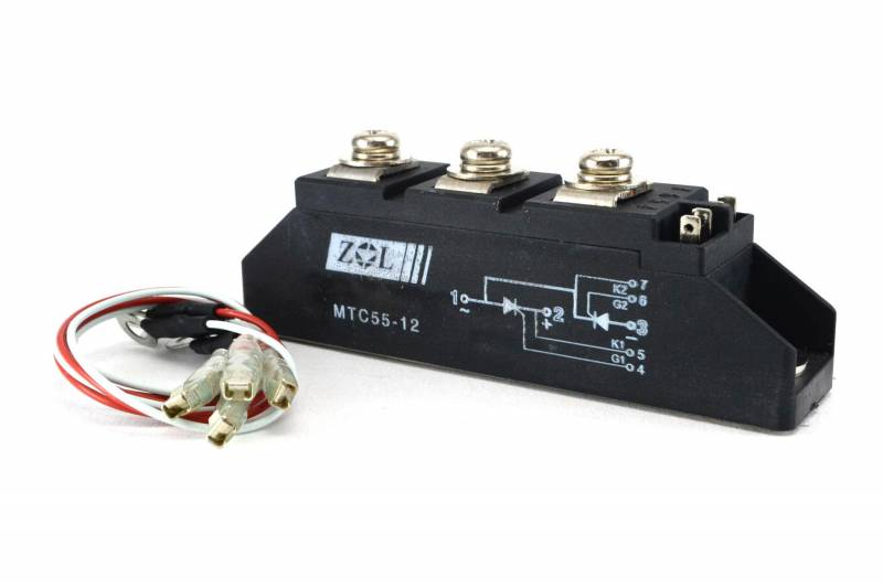 Semi-pack Tiristor-tiristor 55a 1200v