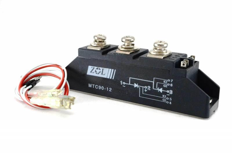 Semi-pack Tiristor-tiristor 90a 1200v
