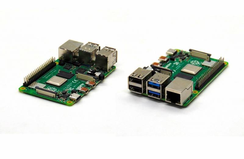 Raspberry-pi4