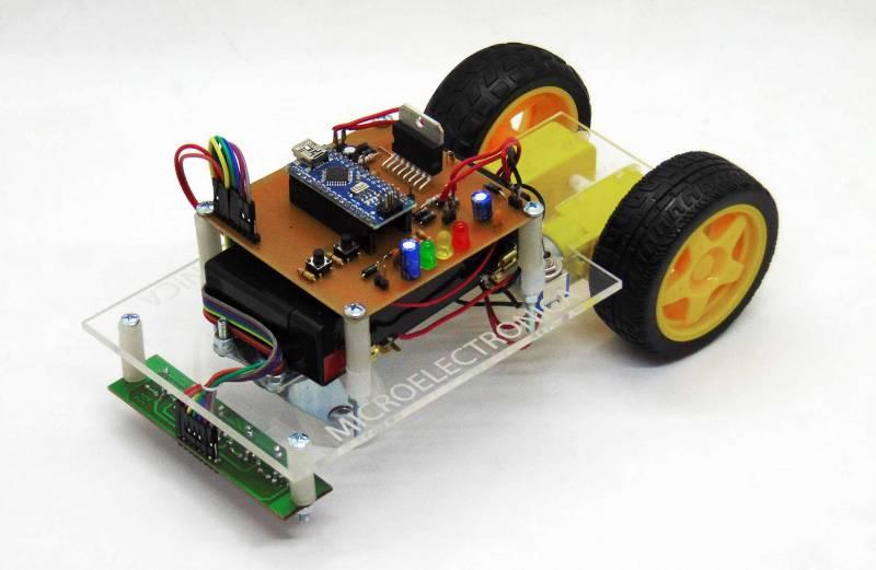 Robot-velocista
