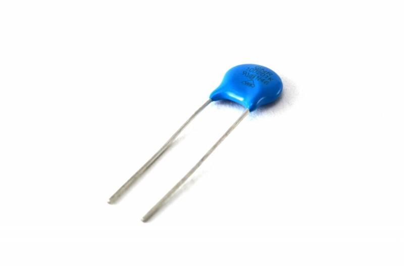 Varistor 10mm 10n201k
