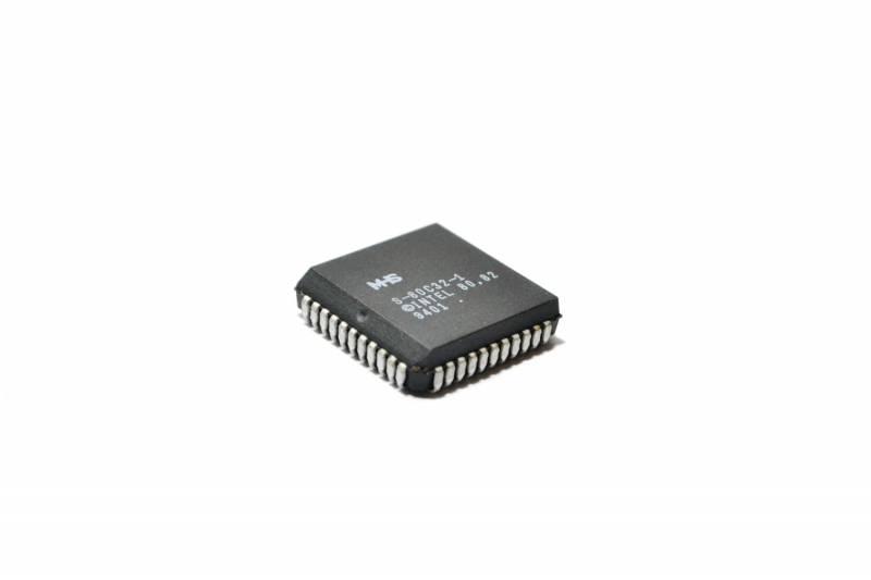 Single Chip 8 Bit Microcontroller