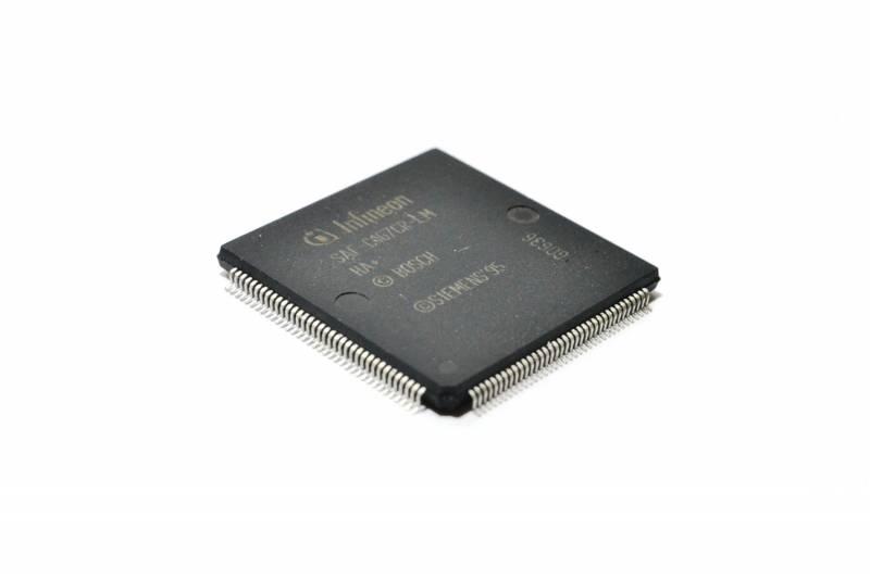 Microcontrolador 16 Bit Cmos Single Chip