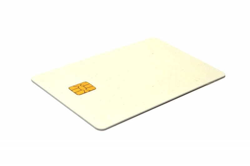 Smart Card Eeprom 256b Write Protect