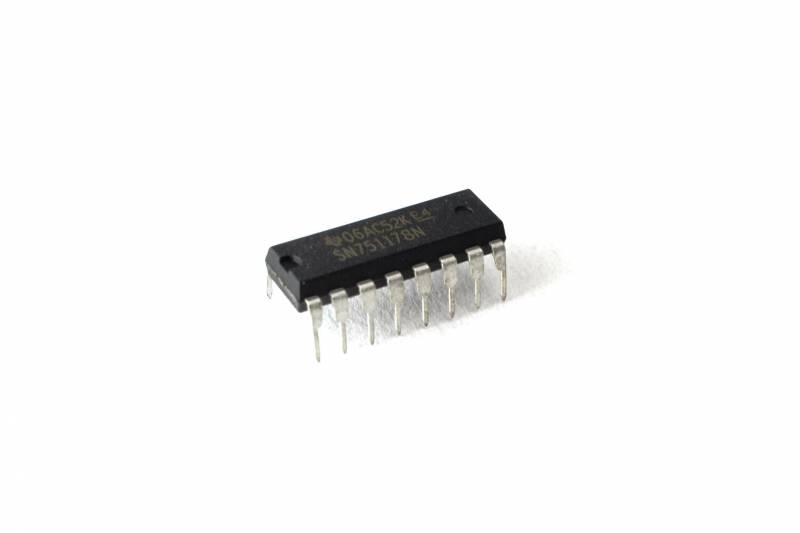 Circ. Integrado Dual Rs-422/rs-485 Driver Transcep